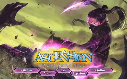 Ascension: Deckbuilding Game android2mod screenshots 9