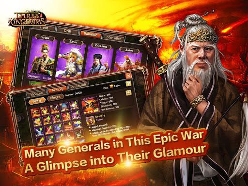 Clash of Three Kingdoms apkdebit screenshots 7