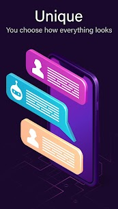 Switch SMS Messenger – Customize chat, Themes 2021 2
