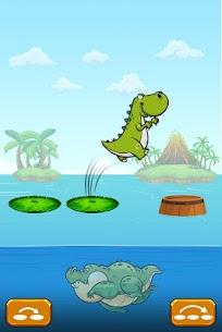 Juegos de Dinosaurio – juego de niños. 2