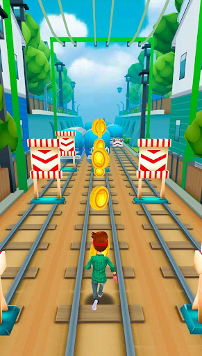 Subway Train Surf Plus 3.2.0 screenshots 2