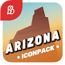 Arizona - Flat One UI Icon Pack
