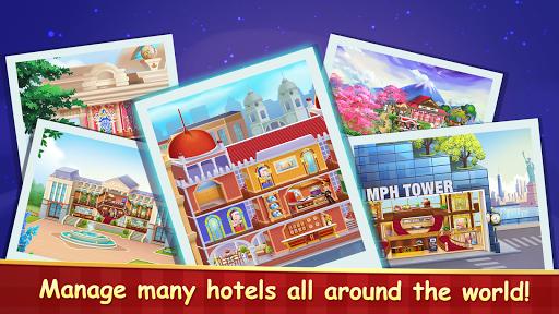 Hotel Madness: Grand Hotel Doorman Mania Story  screenshots 4