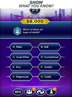 Who Wants to Be a Millionaire? Trivia & Quiz Game 43.0.1 Screenshots 7