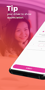RYDE: Carpool, Taxi or Private Hire Ride Hailing Screenshot