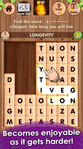 Falling! Word Games - Brain Training Games screenshots 13