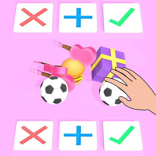 Fidget Trading - Master Match 3D