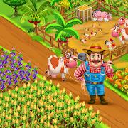 Farm Village City Market & Day Village Farm Game