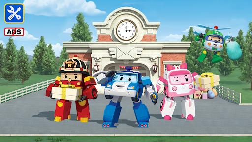 Robocar Poli: Mailman! Good Games for Kids!  screenshots 1