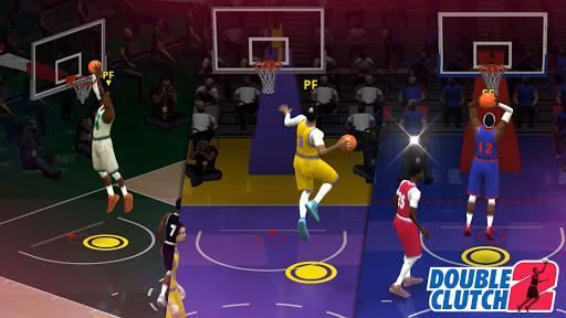 DoubleClutch 2 : Basketball Game APK MOD (Astuce) screenshots 3