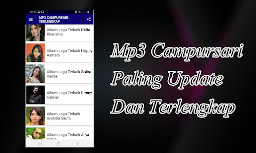 Campursari Mp3 Terlengkap 1.3 (MOD + APK) Download 1