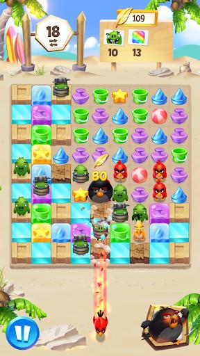 Angry Birds Match 3 4.5.1 screenshots 7