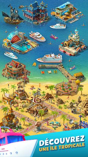 Code Triche Paradise Island 2  APK MOD (Astuce) screenshots 1
