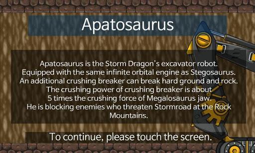 Apatosaurus - Dino Robot  screenshots 1