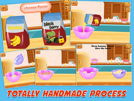 Ice Cream Shop: Cooking Game filehippodl screenshot 7