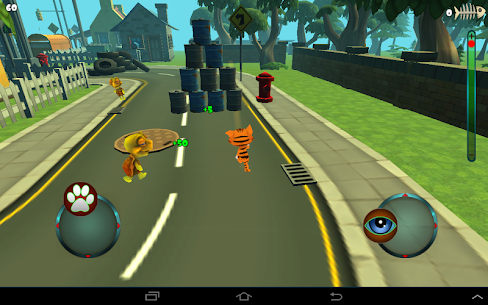 Alley Cat Simulator Hack Game Android & iOS 4