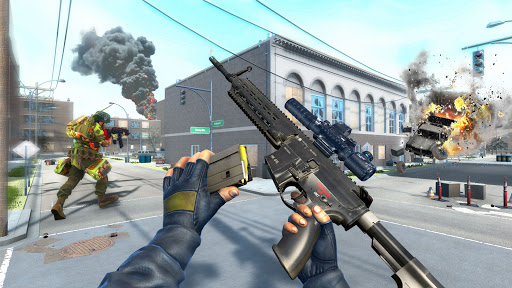 New Counter Terrorist Gun Shooting Game  screenshots 20