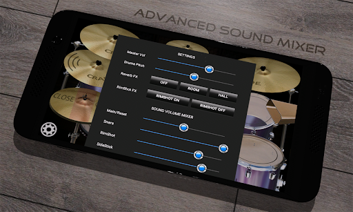 Simple Drums Rock - Realistic Drum Simulator 1.6.4 Screenshots 12