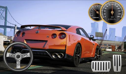 Drive & Parking Nissan GT-R City apk 5.3 screenshots 4