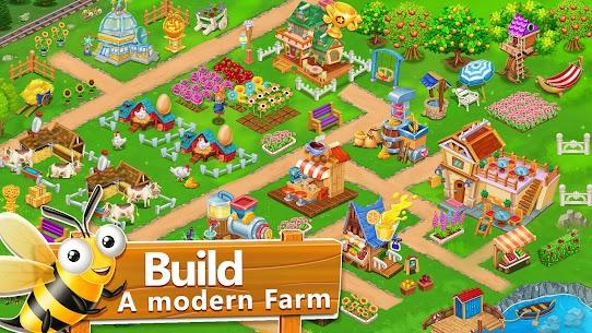 Free Farm Garden City Offline Farm 4
