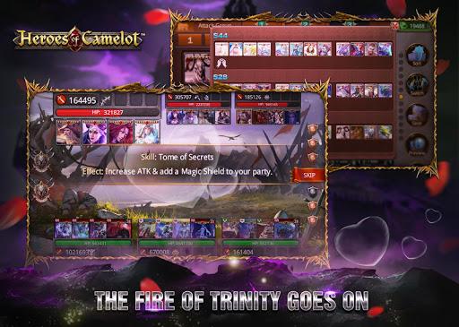 Heroes of Camelot 9.4.5 screenshots 23