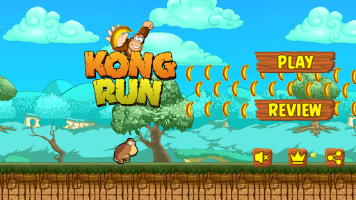Banana King Kong - Super Jungle Adventure Run 3.1 screenshots 1