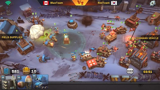 Battle Boom 1.1.14 Apk + Data 3