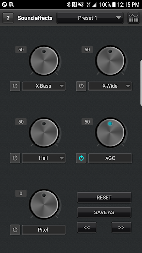 jetAudio HD Music Player  Screenshots 7