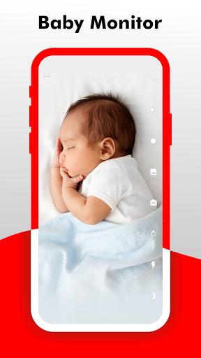 Camy u2014 Live Video Monitoring Baby&Pet Monitor CCTV 3.2.0 Screenshots 3