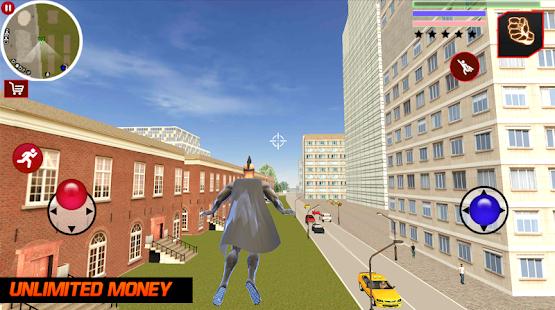 Super Hero Us Vice Town Gangstar Crime screenshots 2