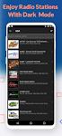 screenshot of FM Radio: Radio, Online Radio & radio tuner am fm