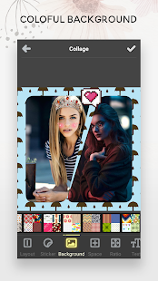 Photo Collage Maker - Grid & Pic Editor Screenshot