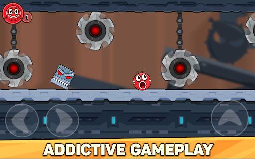 Roller Ball Adventure: Bounce Ball Hero android2mod screenshots 14