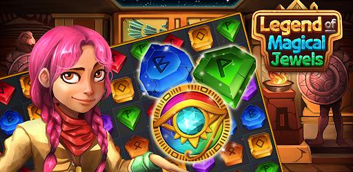 Legend of Magical Jewels: Empire puzzle 1.0.5 screenshots 2