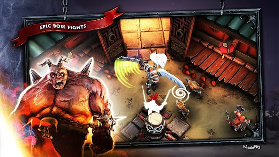 SoulCraft - Action RPG Screenshot