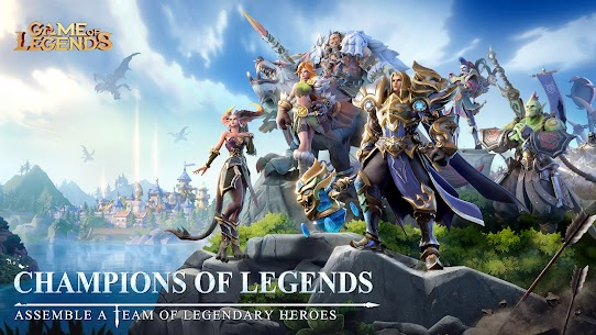 Free Game of Legends  Rise of Champions 1