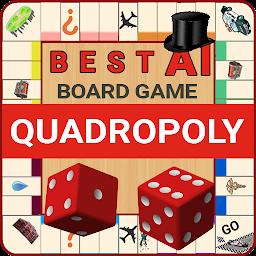 Quadropoly - Jeu de transaction avec super-IA