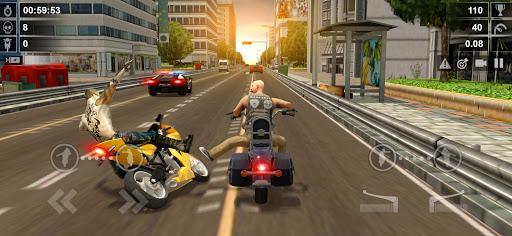 Road Rash 3D: Smash Racing apkpoly screenshots 13