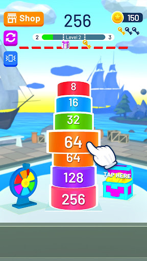 Brick Merge 3D 1.4 screenshots 4
