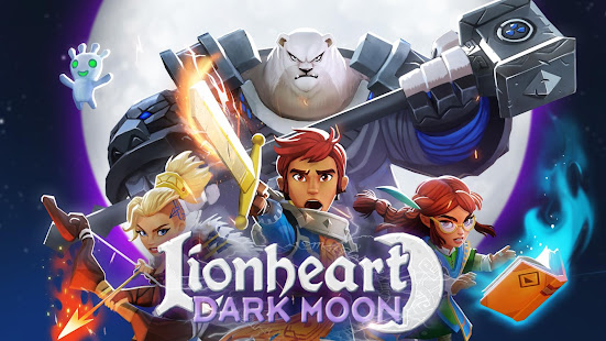 How to hack Lionheart: Dark Moon RPG for android free