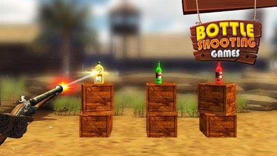 Bottle Shooting Games 2.2 MOD + APK + DATA Download 1