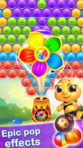 Bubble Honey Bee 2.7.0 screenshots 3