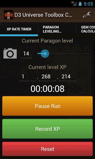 D3 Universe Toolbox Pro screenshots 1