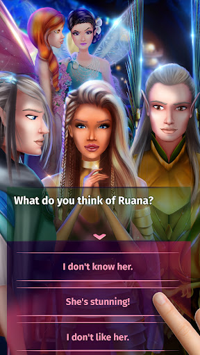 Love Story: Fantasy Games  screenshots 1