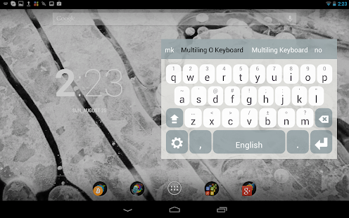 Multiling O Keyboard + emoji screenshots 12