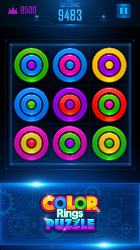 Color Rings Puzzle 2.4.8 screenshots 1
