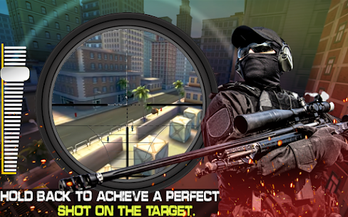 Realistic Sniper Shooter 3D – FPS Shooting 2021 2