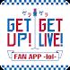 GETUP! GETLIVE! FAN APP -lol-(ゲラゲラファンアプリ) - Androidアプリ