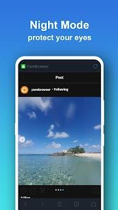 Pure Web Browser Mod Apk Ad Blocker,Video Download,Private 5