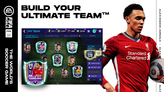 FIFA Mobile APK Download For Android 4